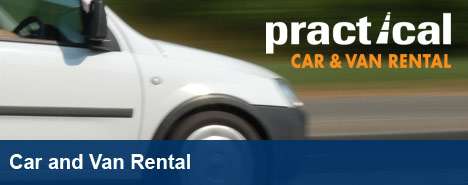 Car and Van Rental - Haverhill - The Practical Group